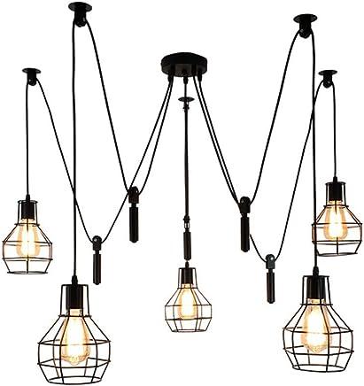 Amazon.es: lamparas forja techo - Últimos 30 días: Hogar y ...