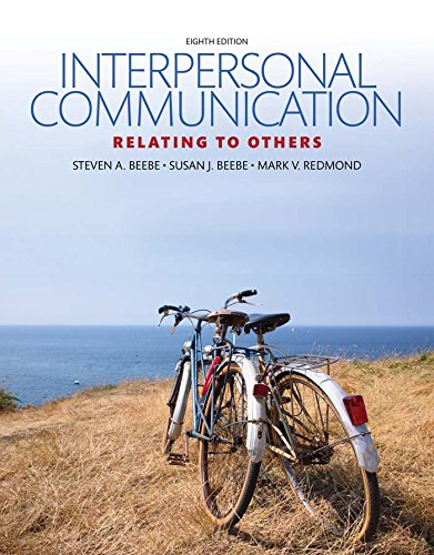 Interpersonal Communication: Relating to Others (2-downloads)