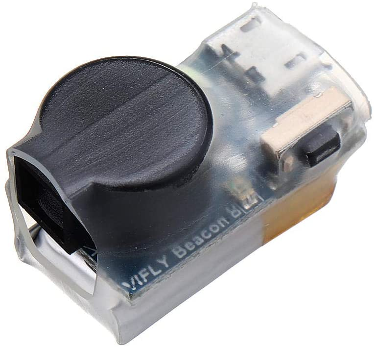 Vifly Finder V2 FPV Racing Drone Buzzer With Battery Lost Drone Alarm 110db for sale online