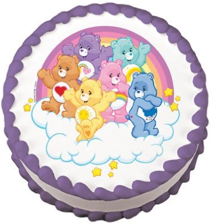 servicio considerado Care Care Care Bears Edible Image Cake Topper by Lucks  promociones emocionantes