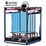 SainSmart Coreception CoreXY 3D Printer, Dual Z Axis, Silent Drive Mode, Resume Printing, 3.5-inch HD Touch Screen, Large Print Size 300 x 300 x 330 mm