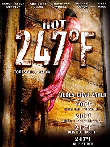 HOT 247°F - Todesfalle Sauna