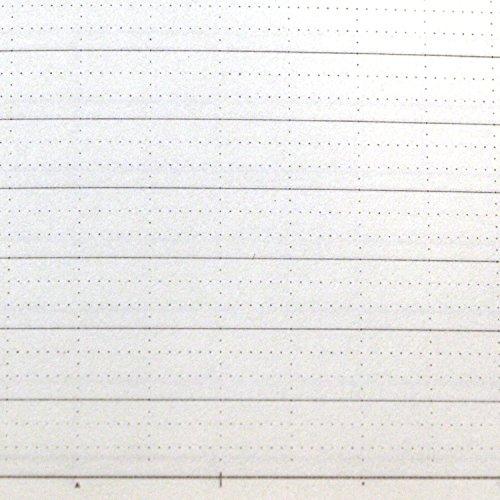 ナカバヤシノートロジカル・エアーWリングノートB5B罫NW-B509B