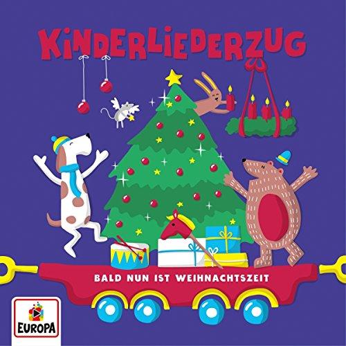 Kinderliederzug-Bald Nun Ist Weihnachtszeit