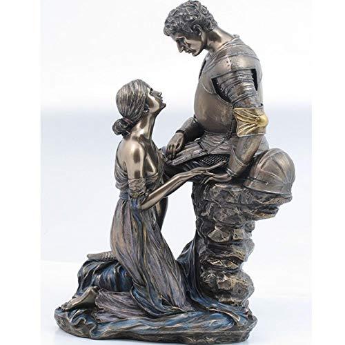 Griekse mythologie God standbeeld kunst beeldhouwkunst hars ambachten decoraties voor thuis verjaardagscadeau