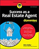 Real Estate Investing Books! - Success as a Real Estate Agent For Dummies