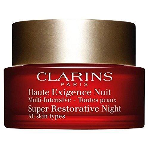 Clarins Super Restorative Night Cream 50ml Skin Manufacturer regenerated product All Types Mesa Mall