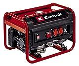Einhell Generador eléctrico (gasolina) TC-PG 25/E5 (máx. 2400 W, motor de 4 tiempos con bajas...