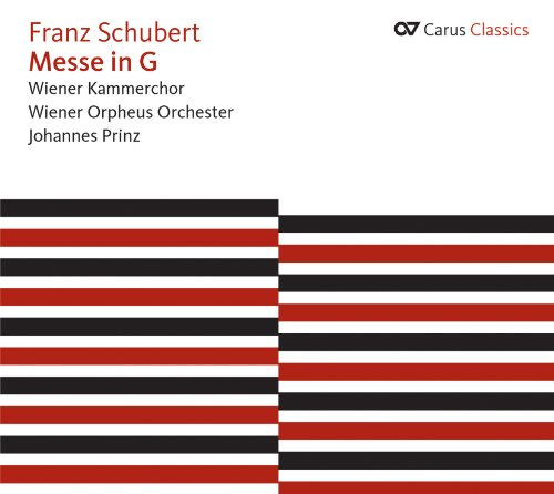 Schubert: Messe in G/Deutsche Messe/+