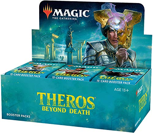 Magic The Gathering C86550001 Theros Beyond Death Booster Box (36 Packungen)