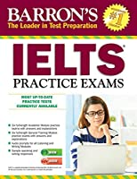 IELTS Practice Exams with MP3 CD (Barron's Test Prep)