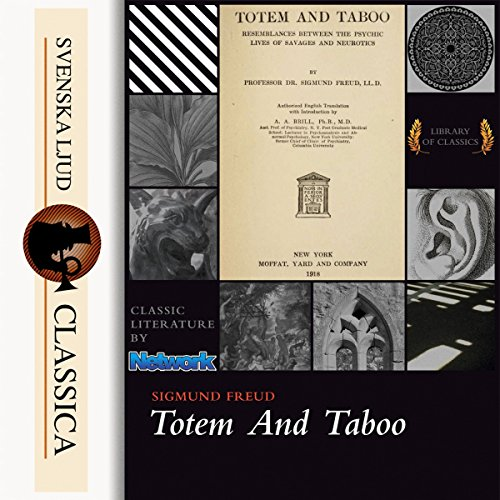 Totem And Taboo audiobook cover art