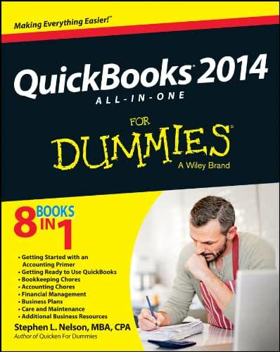 QuickBooks 2014 All-in-One For Dummies (English Edition)