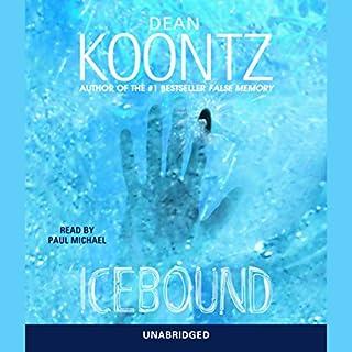 Icebound audiobook cover art