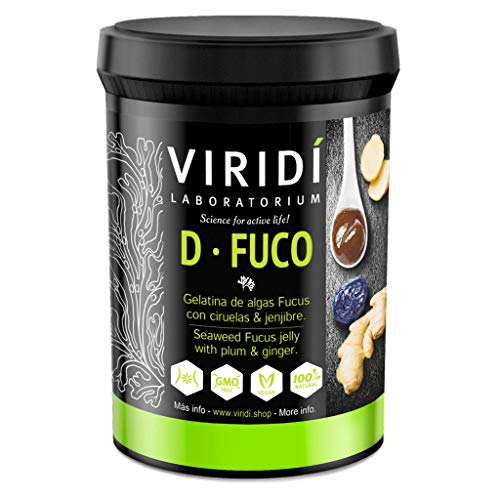D-Fuco - Gelatina de Alga Fucus | 100% Natural | Alimento funcional...