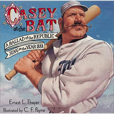 casey at the bat hardcover