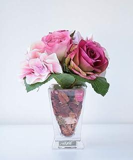 (エミリオロバ) EMILIO ROBBA TTITC07055 バラ ローズ ポプリ 香り 花 アレンジメント アートフラワー ギフト お祝い