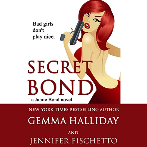 Secret Bond audiobook cover art
