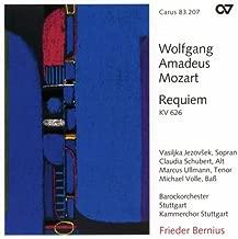 Mozart. Requiem / Bernius