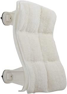 Luffoliate – Exfoliating Hands-Free Shower Loofah Back Scrubber (20 x 12 Inches) Medium