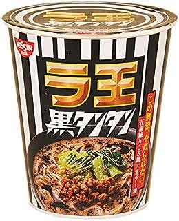 【販路限定品】日清食品 ラ王 黒タンタン 115g×12個