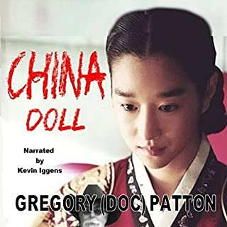 China Doll audiobook cover art
