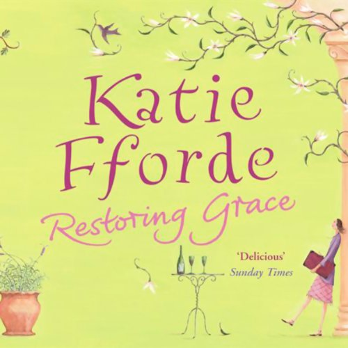 Restoring Grace audiobook cover art