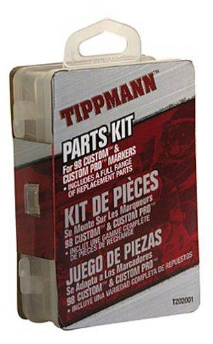 TIPPMANN Kit de piezas universales (para 98 marcadores personalizados y personalizados)