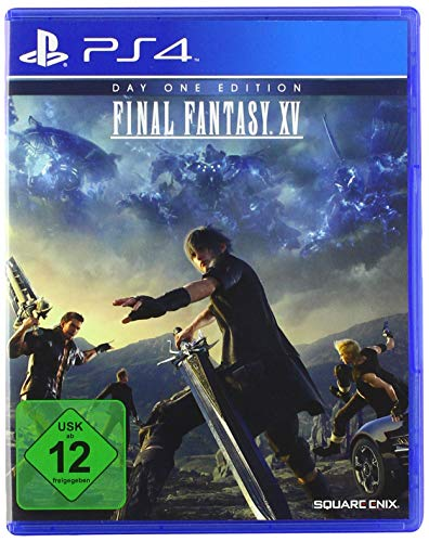 Final Fantasy XV Day One Edition (PlayStation PS4)