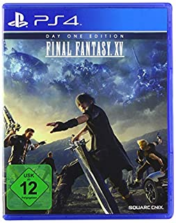 Final Fantasy XV - Day One Edition - [PlayStation 4] (B00DC3E4BS) | Amazon price tracker / tracking, Amazon price history charts, Amazon price watches, Amazon price drop alerts