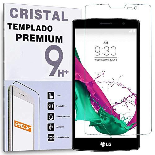 REY Protector de Pantalla para LG G4C / G4 Mini, Cristal Vidrio...