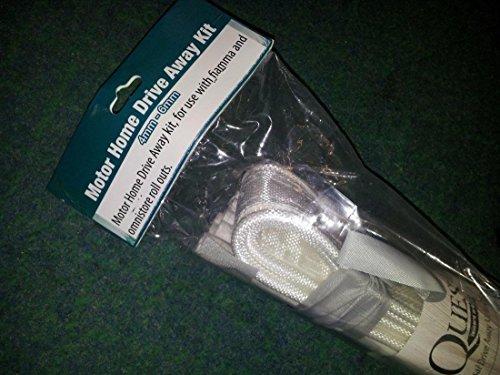 Quest Auvent de Camping-Car Drive Away kit Figure de Huit 6 mm – 6 mm Perle