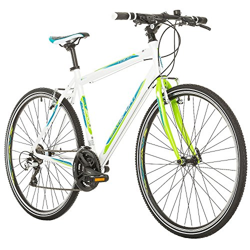 Bikesport Trekkingfahrrad Herren 28 Zoll Tempo Race Aluminium Rahmen, Shimano 21 Gang (52 cm)