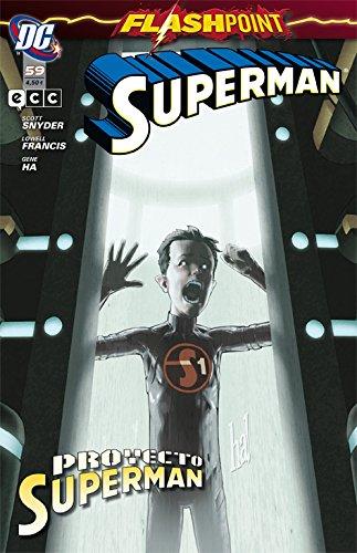 Superman núm. 59: Flashpoint - Proyecto Superman (Superman (Serie regular))