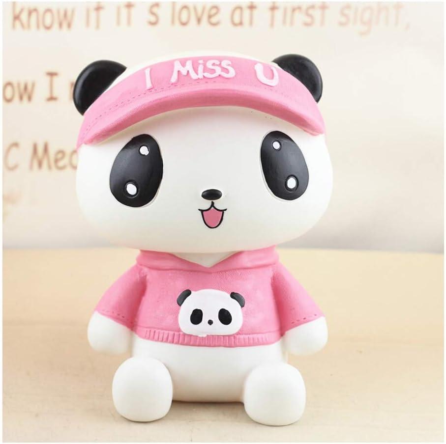 Clearance SALE Limited time Rare YIXIN2013SHOP Piggy Bank Money Co Panda Adorable