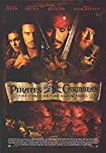 Pirates of The Caribbean - Movie Poster: Regular (Size: 27 inches x 39)