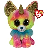 Ty – Beanie Boo's – Peluche Yips el Chihuahua, TY36456, Multicolor, 23 cm