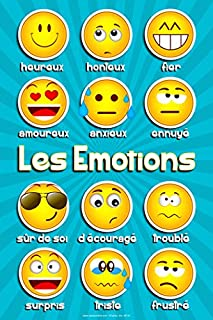 Emotions Poster (French)