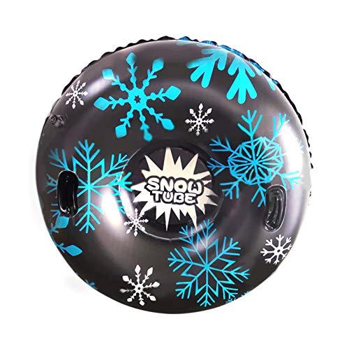 Augneveres Anillo de esquí Inflable con Mango Material Resistente al frío Grueso para Esquiar al Aire Libre en Invierno Magnificent