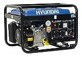 Hyundai 65123P, 230 V, Blu/Nero