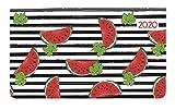 "Agenda Settimanale 2020 Ladytimer Pad ""Melone"" 15.6x9 cm"