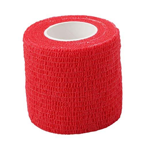 Airlove Selbstklebende Bandage Tape Vet Wrap Selbstklebende kohäsive Bandagen Erste-Hilfe-Wickel