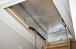 Attic Stairs Insulation Cover
