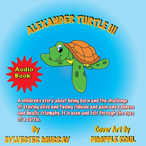 Alexander Turtle III audiobook cover art