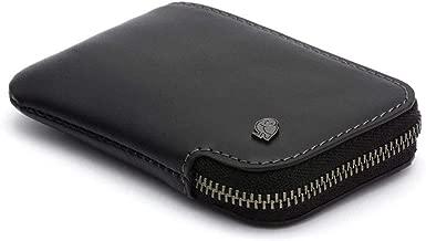 Bellroy Leather Card Pocket Wallet Black