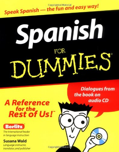 Download Spanish For Dummies 0764551949
