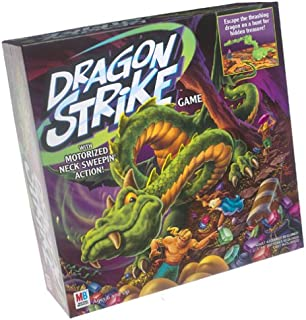 Dragon Strike Game: Dragon with Motorized Neck Sweepin' Action; Ages 6 and Up