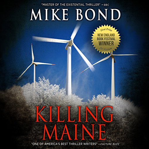 Killing Maine audiobook cover art