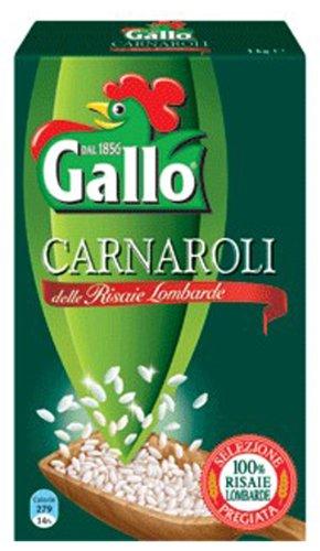 Gallo - Riso Carnaroli, Chicchi pregiati - 1000 g