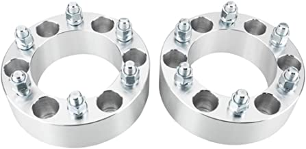 2PCS Wheel Spacers Adapters 2 Inch 6x5.5 to 6x5.5 Wheel Spacers 6x139.7mm to 6x139.7mm 2
